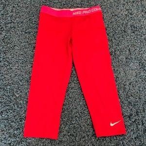 Nike Pro Combat Capri leggings
